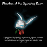 Check out our detailed walkthrough and video walkthrough for Phantom of the Operating Room from Ghost Master featuring Brigit, Daydream, and Harriet.