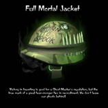 Detailed walkthrough for the Ghost Master assignment Full Mortal Jacket.