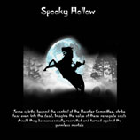 Detailed walkthrough for the Ghost Master assignment Spooky Hollow.
